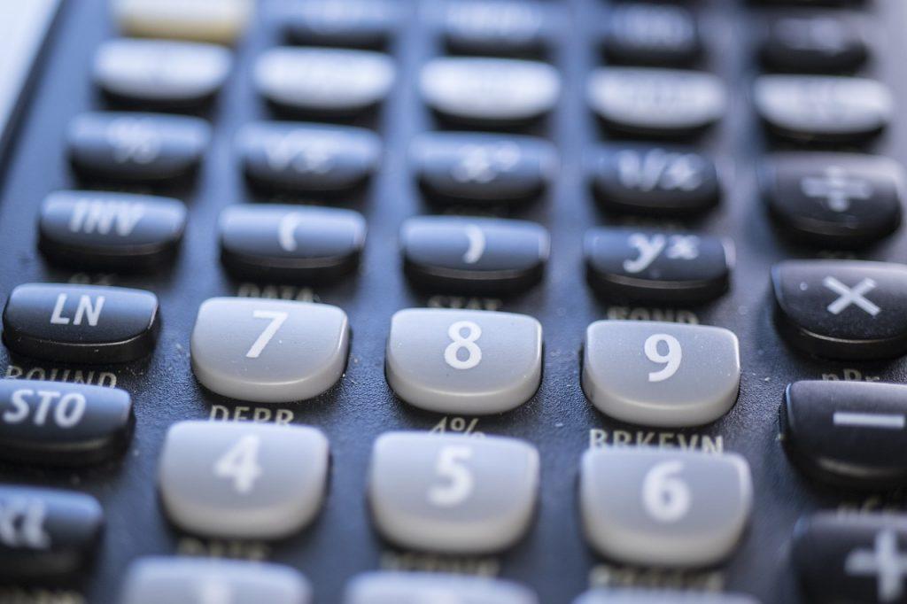 複利計算で元手をどのくらい増やせるのか?計算してみた!